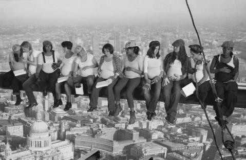 london-pregnant-women